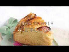 Torta di mele all'acqua | Chiarapassion