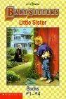 Babysitters little sister!