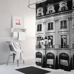 My Paris theme bathroom | Bathroom set up | Pinterest | Paris ...