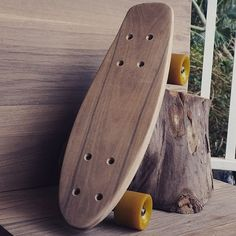 The Rider  Reclaimed Timber Mini Cruiser by TheArtisanAustralia
