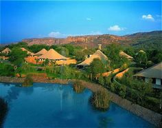 10 Places to Go Glamping in India: Ranthambore National Park
