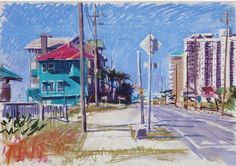 Pastel Painter Darron Lillian