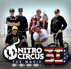 Upcoming Movie of 2012: Nitro Circus 3D