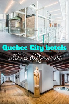 Travelling to Quebec City? Lucky you! Here are three gorgeous and (very) different Quebec City hotels to check out before you book your stay. Old Quebec, Quebec City, Group Travel, Us Travel, Travel Tips, Travel Ideas, Montreal With Kids, Montreal Canada, Amazing Destinations