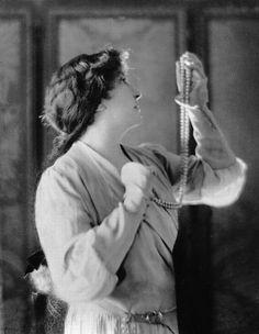 Dame Nellie Melba 1926 by Baron Adolph de Meyer