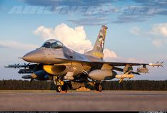 USA - Air Force; Lockheed F-16CM Fighting Falcon