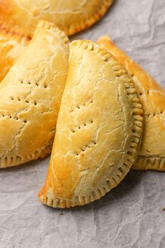 Nigerian Meat Pie recipe The Feedfeed - Food and drink Nigerian Meat Pie, Nigerian Food, Ghanaian Meat Pie Recipe, African Meat Pie Recipe, Ghanaian Food, Nigerian Culture, Beignets, Pie Recipes, Cooking Recipes