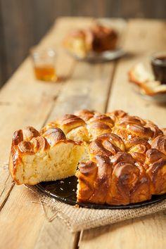Cro'K'Mou - Blog culinaire - Food & Photography: Brioche bouclette, nuage de gourmandise !