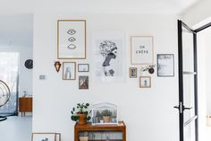 Home - Eline Humble Abode, Gallery Wall, Frame, House, Decoration, Home Decor, Houses, Picture Frame, Decor