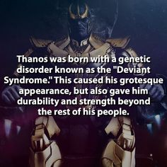 "Thanos will destroy the avengers. True or false? <a class=""pintag searchlink"" data-query=""%23thanos"" data-type=""hashtag"" href=""/search/?q=%23thanos&rs=hashtag"" rel=""nofollow"" title=""#thanos search Pinterest"">#thanos</a> <a class=""pintag"" href=""/explore/avengers/"" title=""#avengers explore Pinterest"">#avengers</a> by marvelousfacts"
