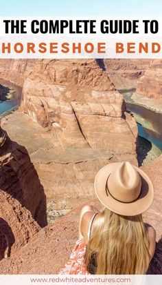 Here is a complete guide for Horseshoe Bend including hiking to the bend and tips and tricks to make your experience in Arizona absolutely breathtaking. This natural wonder of the world that is Horseshoe Bend is why so many people love hiking in Arizona. We spend the afternoon exploring this natural wonder of the world located in Northern Arizona while taking some unforgettable pictures. Check out this post to read all about it. #hiking #nationalparks Arizona City, Page Arizona, Stuff To Do, Things To Do, Travel Usa, Travel Tips, Travel Destinations, Travel Guides, Lower Antelope Canyon