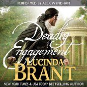 It's 1763. Career diplomat Alec Halsey returns to London and the shocking news his estranged elder brother, the Earl of Delvin, has not only killed his friend in a duel but become engaged to the woman he had hoped to marry. When Alec reluctantly attends a weekend house party to celebrate his brother's engagement he gets more than he bargained for when a lady's maid is murdered, the bride-to-be is attacked, and a guest is shot dead.