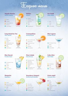 This is an amazing collection of different flavored vodka drink recipes! Basic Bar Drinks, Party Food And Drinks, Fruit Drinks, Yummy Drinks, Fun Cocktails, Cocktail Drinks, Cocktail Recipes, Popular Alcoholic Drinks, Popular Bar Drinks