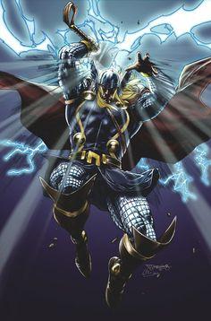 A Thunderous Arrival - Thor