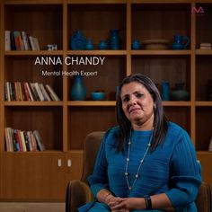 . K N O W  Y O U R  E X P E R T : . . Anna Chandy Mental Health Expert COURSE: Improve Your Mental Health in 30 Days . . Anna is the country's first supervising and training transactional analyst, who today is the chairperson of the Deepika Padukone-led Live Love Laugh Foundation. She engages her clients in illuminating conversations that invite them to be co-creators of their own growth. . . A radical in her own right, Anna welcomes clients who challenge her and who think differently. As… Employment Opportunities, 30 Day, Mental Health, Improve Yourself, Anna, Challenges, Medical, Cubicle, Deepika Padukone