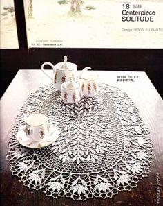""""""" MOSSITA BELLA PATRONES Y GRÁFICOS CROCHET """": Tapete elegante crochet"""