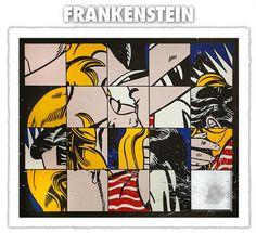 """Mr. Brainwash """"Frankenstein"""""""
