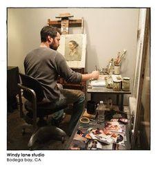 SFMOMA Artists Gallery: Studio Visit: Kai Samuels-Davis