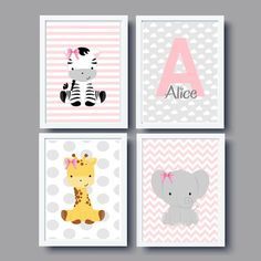 Baby Room Art, Baby Bedroom, Baby Room Decor, Nursery Wall Art, Nursery Decor, Baby Canvas, Farm Animal Birthday, Baby Posters, Baby Kit