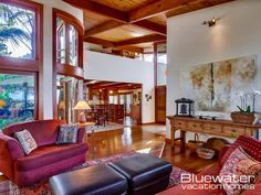 3 bedroom, 3 bath single family vacation rental home on the ocean in Sunset Cliffs San Diego
