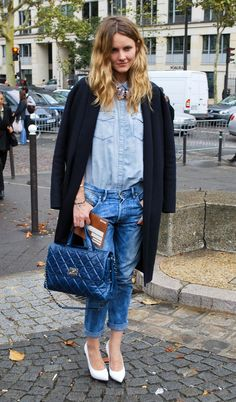 Going denim