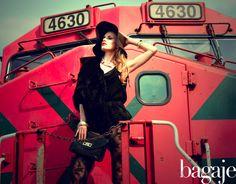 Foto Editorial / Revista bagaje México /  Fashion / México