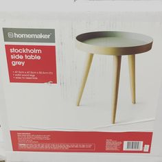 102 best i 3 kmart images on pinterest anniversary parties stockholm side table 25 at brandon park thanks for the tag homeiswhereabargainis greentooth Images