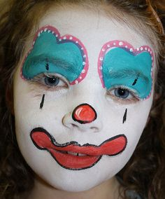 Easy Face Painting Designs For Girls Images & Pictures - Becuo