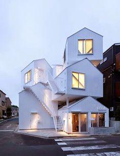 Komone Itabashi-ku | Sou Fujimoto Architects