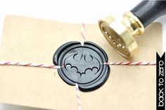 Hey, I found this really awesome Etsy listing at https://www.etsy.com/listing/188562991/b20-wax-seal-stamp-superhero-batman
