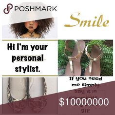 """💋💋Hi I'm Rag Dolls personal stylist! Simply leave a comment saying you need to utilize the personal stylist """"Free"""" service( you can send me style desires and we can assist you with pulling things together that will help suit your style Sometimes we have things that's not listed because there's just not enough time in a day so we will list them  and email you the styles / you pay  from my site. It's just that easy. I have been a hairstylist for 30 years to very successful women including…"""