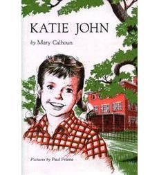My favorite series of books as a kid.  I named my daughter Katie John!