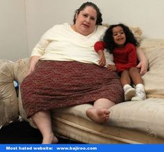 Fat People in the World (50 Photos)