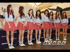 Lovelyz Greet Fans at Fanmeet Event in Seoul