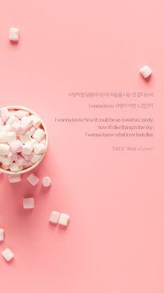 Fondos kpop - K-pop songs lyrics Pop Song Lyrics, Song Lyrics Wallpaper, Pop Songs, Wallpaper Quotes, Twice Lyrics, Twice Songs, K Quotes, Lyric Quotes, Korea Quotes