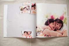 pages created using quick pages + templates from Curated 12×12 album printed at shutterfly