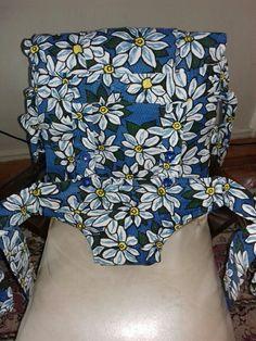 Minichair Portatif  Kumaş mama sandalyesi