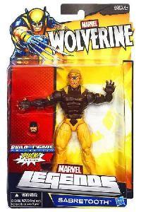 Marvel Universe Legends: Wolverine Series Sabretooth Action Figure