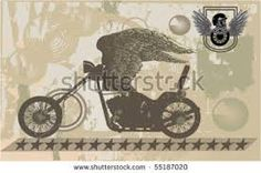 illustration biker - Cerca con Google