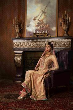 Pakistani Bridal Dresses | Kamiar Rokni Bridal Dress Collection 2013-2014 | Fashion Asian #@Af's collection