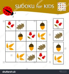 Find Sudoku Game Children Pictures Kids Activity stock images in HD and millions of other royalty-free stock photos, illustrations and vectors in the Shutterstock collection. Thousands of new, high-quality pictures added every day. Activity Sheets For Kids, Educational Games For Kids, Bee Crafts, Puzzles For Kids, Infographic Templates, Autumn Theme, Activities For Kids, Doodles, Children