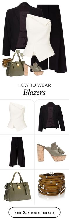 """""""Untitled #432"""" by mrszayn-theo on Polyvore featuring Kate Spade, Sif Jakobs Jewellery, Miu Miu, Victoria, Victoria Beckham, Theory, Roland Mouret and Casadei"""
