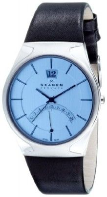 Relógio Skagen Classic Men's Quartz Watch 668XLSLZI #Relogios #Skagen