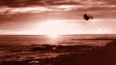 This photograph was taken off Cape Otway 20 minutes before pilot Frederick Valentich went missing. Picture: Supplied