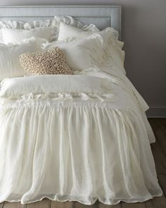 Inspiration Lane - ethereal bedding - perfect for summer