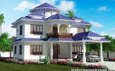 Do you have any suggestions or queries regarding #Kerala #Home #Designs ?  We would like to help you by giving the best Kerala home designs and house plans to the people for low cost.
