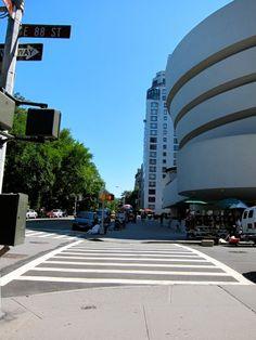 The Guggenheim. New York City.