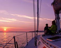 Upbeat Sailing