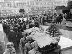Chernenko was honored with a state funeral and was buried in the Kremlin Wall Necropolis. He is the last person to have been interred there