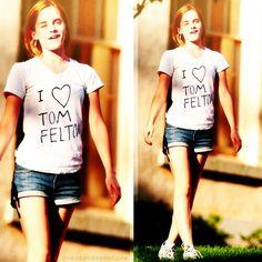 I <3 Tom Felton Dramione. Emma Watson
